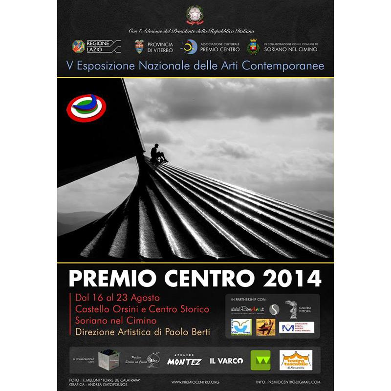 SORIANO NEL CIMINO - esposizione nazionale delle arti contemporanee e del premio centro