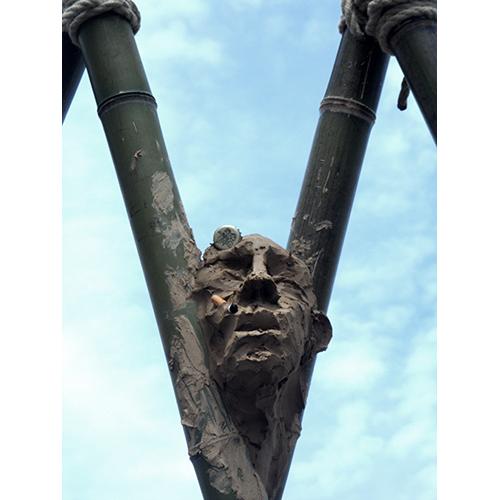 istallazione facce di terra cristiano quagliozzi fabbrica del vapore milano