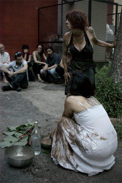 Sara Rotondi e Francesca Romana
