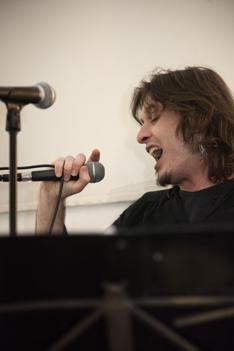 Gianluca Secco Voce