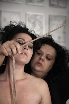 Damiana Ardito e Isabella Corda