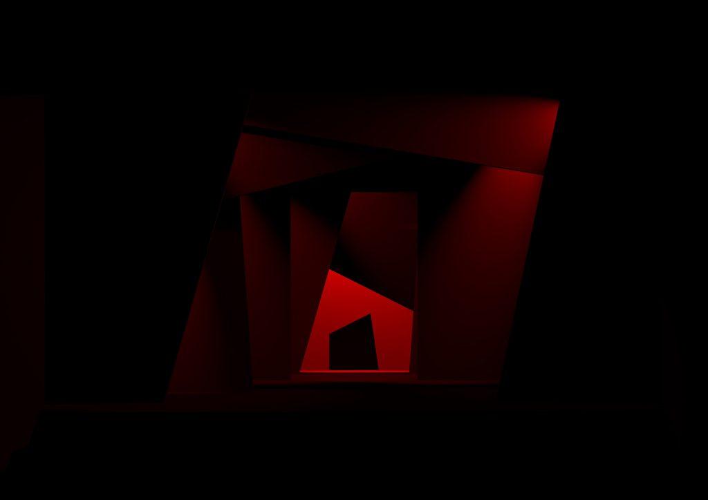 Scena 12: Epilogo, rendering