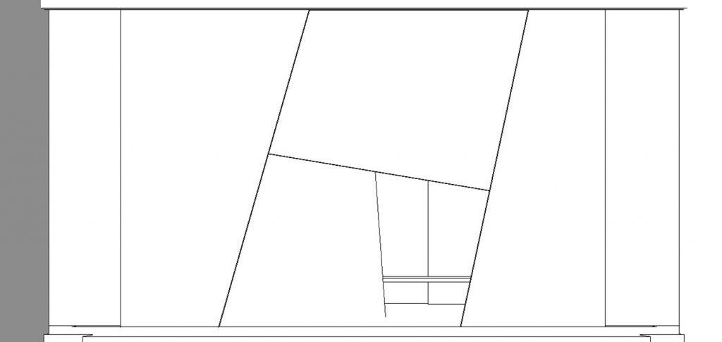 Scena 6: Municipio, progetto