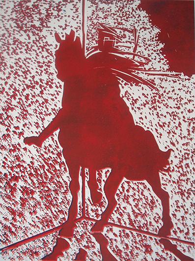 Cristiano Quagliozzi, Linoleografia, Roma 2006
